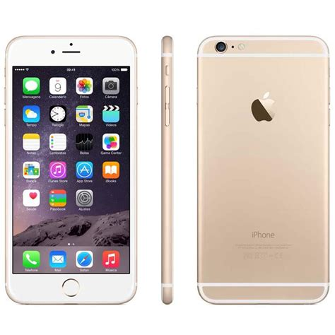 iphone 6 mp3 iphone 6 plus apple 16gb tela 5 5 ios 8 touch id 17542