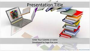 free online powerpoint templates the highest quality With online education templates free download