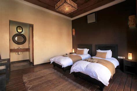 chambre africaine villa rayane à marrakech meilleures offres de villa rayane