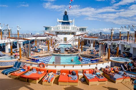Cruising Paradise A Celebrity Summit Review