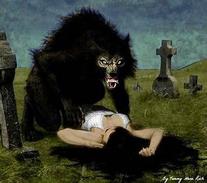 Vampire and Werewolf Love..... by Tami-123 on DeviantArt