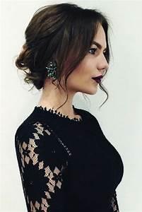 1001+ ideas de peinados de fiesta atractivos y femeninos