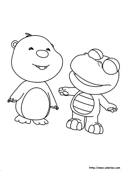 Permalink to Polar Bear Coloring Pages