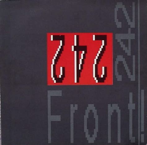 Front 242 - (1988) Front By Front : Front 242 : Free ...