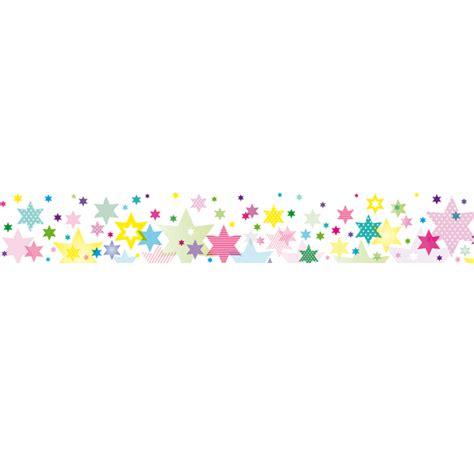 Bordüre Sterne Kinderzimmer by Bord 252 Re Sterne Bei Oli Niki Kaufen