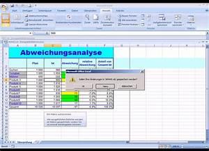 Am4510 - Einfache Excel-makros Erstellen
