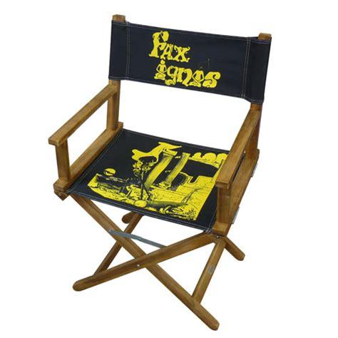 chaise réalisateur chaise de réalisateur maison image idée