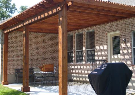 make it a functional and decorative patio roof in your design decorifusta