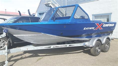 Kingfisher Boats Prince George by Kingfisher 1775 Duty 2017 New Boat For Sale In