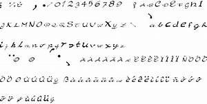 Elegant Hand Script free Font in ttf format for free ...