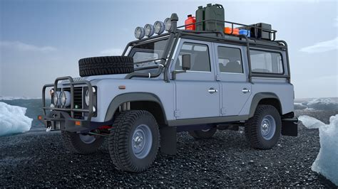 Land Rover Defender Expedition By Samcurry On Deviantart