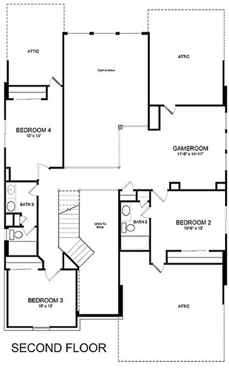 Brighton Homes Floor Plans Pearland by Brighton Homes Floor Plan