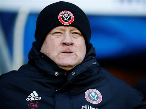 Sheffield United boss Chris Wilder rules out shirt ...