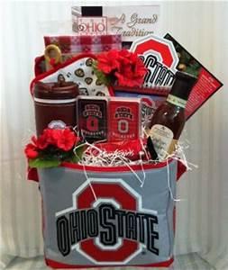 The Ohio State University Tailgater Basket