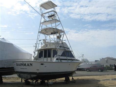 35 Foot Bertram Boats For Sale by 1979 Bertram 35 W Tower The Hull