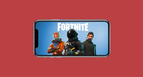 fortnite mobile  update  ios released