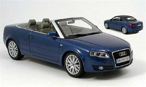 best audi a4 cabriolet audi a4 cabriolet azul 2006 norev coches miniaturas 1 18