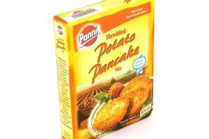 Relevance popular quick & easy. Panni Shredded Potato Pancake Mix (Authentic Bavarian) - 5 ...