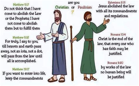 paul  sought  jesus teachings