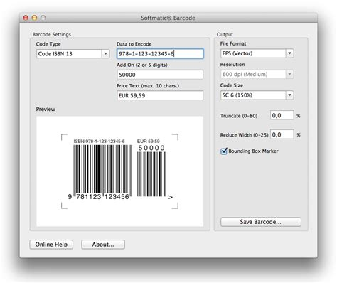 home design software for mac mac barcode generator