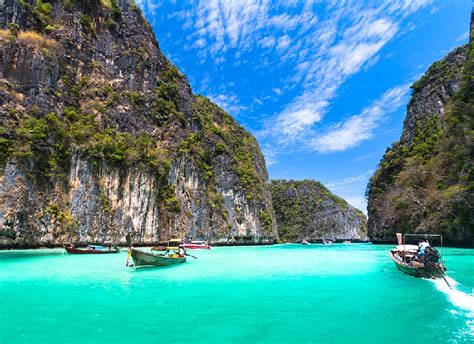 beautiful places  thailand