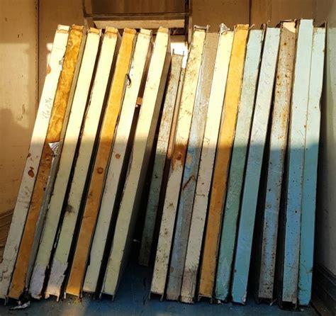 panneaux chambre froide occasion panneaux sandwich chambre froide 60mm d 39 occasion
