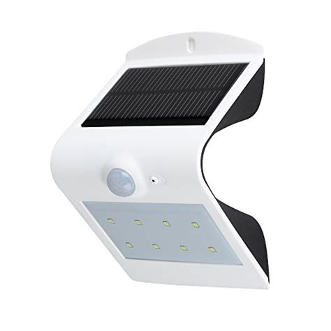 honesteast solar lights outdoor solar powered motion
