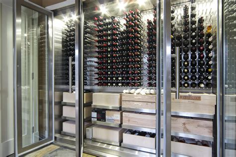 Super Ideas To Treasure Custom Wine Racks At Home