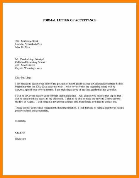 write a letter formal letter format for school theveliger