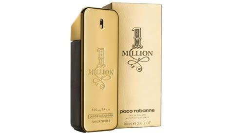 paco rabanne 1 million pour homme eau de toilette 100ml perfumes fragrances photopoint