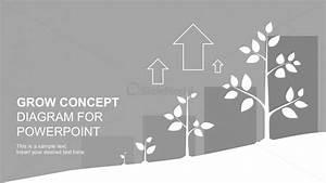Creative Growing Tree Ideas Powerpoint Designs