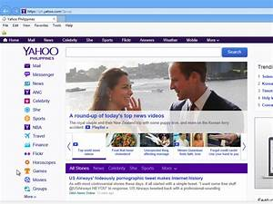 How to Make Yahoo! Your Internet Explorer Home Page