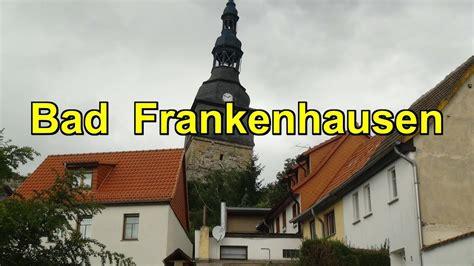 bad frankenhausenthueringen  kyffhaeuser