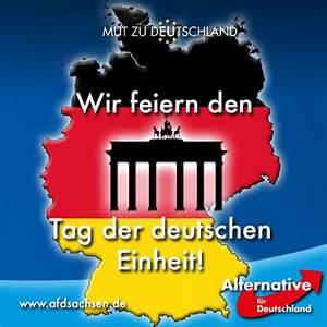 Verkaufsoffen 3 Oktober : afd sachsen wir feiern den tag der deutschen einheit afd landesverband sachsen ~ Watch28wear.com Haus und Dekorationen