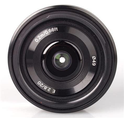 and lens reviews sony nex e 20mm f 2 8 pancake lens review ephotozine