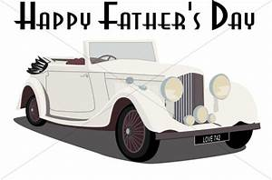 Happy Father's Day with Classic Car