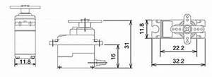 Servo Motor Mg995 Datasheet