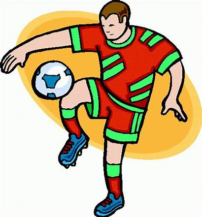 Soccer Clip Clipart Playing Play Football Cliparts