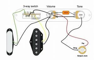 Telecaster 3 Way Switch Diagram