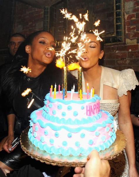 Kim Kardashian  The Best Celebrity Birthday Cakes Zimbio