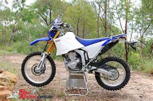 Yamaha WR250R Review