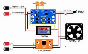 Diy Variable Power Supply With Adjustable Voltage And