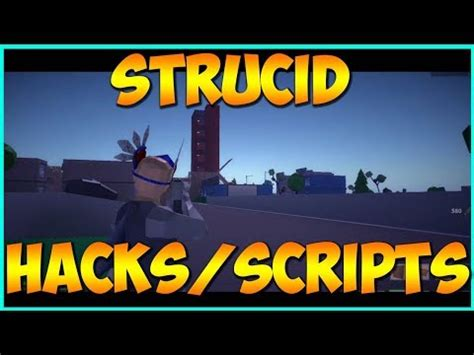 roblox strucid hackscript working  game hub