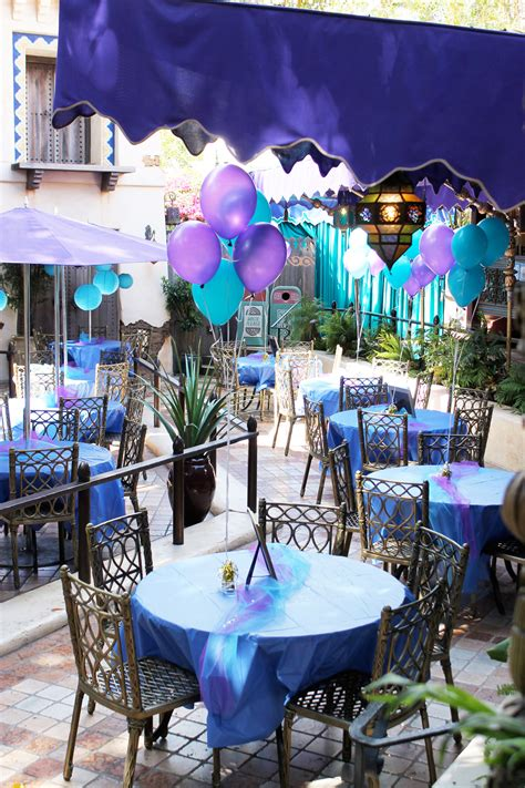arabian nights retirement party