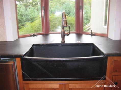 soapstone farmhouse kitchen sinks farmhouse style soapstone sink farmhouse kitchen 5583