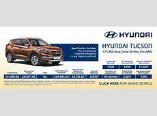 Hyundai Tucson PREMIUM deals New Hyundai Tucson PREMIUM