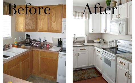 small kitchen makeovers before and after a few of my favorite things living room kitchen before 9342