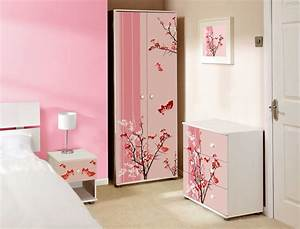 Pink, Bedroom, Ideas