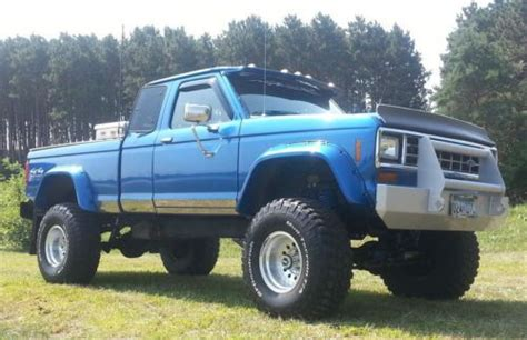custom ford ranger 4x4 buy used 1988 ford ranger 4x4 custom truck 5 0 in dyer indiana united states