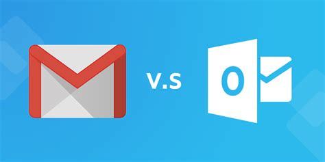 Office 365 Mail Contact Vs Mail User by Gmail Vs Outlook Important Differences And Advantages